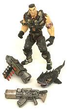 "Quake II 2 Marine Major 6.5"" Action Figure Complete ReSaurus Loose"