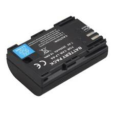 Camera Battery LP-E6 for Canon EOS 5D Mark III EOS 80D 70D 7D 60D 6D 2650mAh