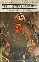 The Marvels Project: Birth of the Super Heroes HC Red Skull Variant SEALED.