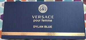 Versace Dylan Blue Pour Femme Miniature Trio Gift Set NEW