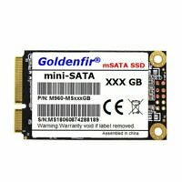 Goldenfir mSATA SSD SATA3 iii SATA ii 128GB SSD Solid State Drive Disk oem K5K5
