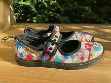 Dr Martens Hello Kitty Carnaby x Sanrio 50th collaboration buckle shoes UK 4 /37