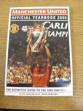 2000 Manchester United: Official Yearbook. Thanks for viewing our item, if you a