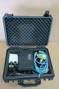 Senapsis 400-RPF Rugged Portable Clamp-on Ultrasonic Flowmeter