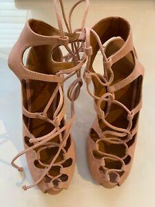 Chie Mihara APASI PINK Women's high heel Size 38 Europea