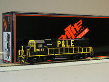 MTH HO SCALE PITTSBURGH & LAKE ERIE GP38-2 DCC READY DIESEL train 85-2033-0 NEW