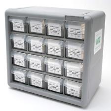 NTE Electronics RK-04 PRE-PKG RESISTOR KIT 1W FLAMEPROOF AXIAL LEAD 30 VALUES