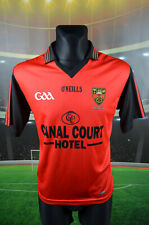SIGNED AN DUN DOWN ONEILLS GAA GAELIC HURLING SHIRT (BOYS 13-14) IRELAND TRIKOT