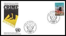 Nations Unies (Prévention du Crime) 1990 FDC - 4