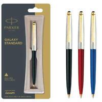 Parker Galaxy Standard Gold Trim Ball Pen
