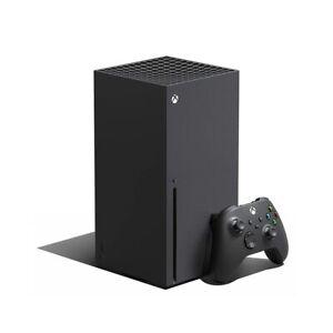Microsoft XBOX Series X 1 TB Konsole + wireless Controller schwarz B-Ware