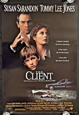 "Original 27 x 41"" 1SH 1994 The Client Rolled Movie Poster B287"