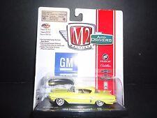 M2 Chevrolet Impala 1958 Yellow 1/64 11228-36