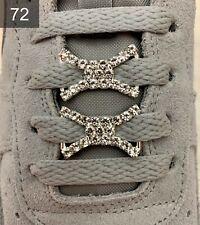❤️ Neue Nike Air Force 1 Schuh Schnallen Austauschbar 38 39 40 41 2 Stück❤️