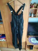 Harro vintage Motorrad Lederhose, biker leather pants vintage