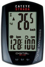 CatEye Strada CC-RD430DW Triple Wireless Bike Computer Cyclometer Cadence HRM