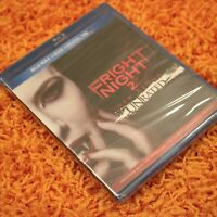 Fright Night 2 New Blood Unrated Bluray DVD Digital Copy Sealed Horror Comedy