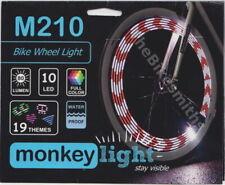 Monkey Light M210 Bike Wheel Light Brand New