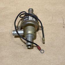 Original Jaguar Daimler Tecalemit Solenoid Valve 3 Way TDA 830 12v OEM