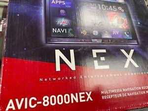 "NEW AVIC-8000NEX - Pioneer 7"" In-Dash DVD/MP3/USB/HDMI Touchscreen Stereo Receiv"