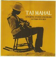 TAJ MAHAL ~ Ultrasonic Studios October 1974 ~ 2014 UK 11-track CD album ~ BLUES