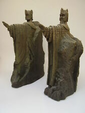 Lord Of The Rings The Argonath Bookends LOTR Sideshow Weta NEW ORIGINAL BOX
