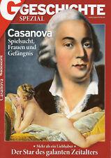 G Geschichte Spezial 2015 CASANOVA