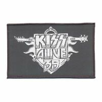 KISS Alive 35 Woven Patch Sew On Official Band Merch (New)