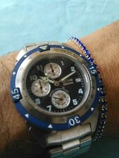 OROLOGIO SECTOR EXPANDER 220 CRONO MIYOTA OS60 39mm W.R.10 ATM WATCH NUOVO