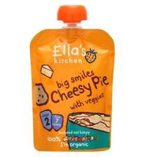 Ella'S Kitchen Big Smiles Cheesy Pie With Veggies Stage 2 From 7 Months 130G
