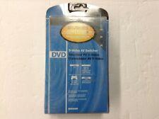 RCA S-Video AV Switcher DV400AV, 4 Input - New in box