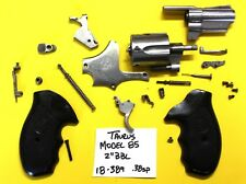 Taurus Model 85 Ss 38 Special Gun Parts Lot All 4 One Price Item # 18-389