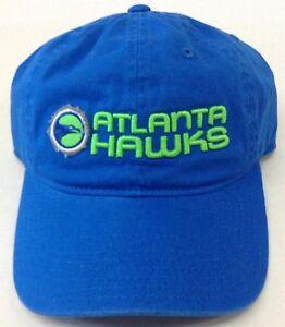 NBA Atlanta Hawks Adidas Buckle Back Cap Hat Beanie Style #QA17Z NEW!