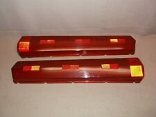 1967 1968 MERCURY COUGAR XR7 GTE GT FORD SHELBY MUSTANG PR TAILLIGHT LENSES