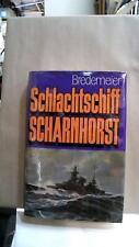 Heinrich Bredemeier, Helmuth Giessler / Schlachtschiff Scharnhorst 1st ed 1978