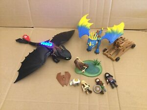 Playmobil How To Train Your Dragon Bundle