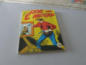 Balloon Tex N° 4 Lire 350 - Aut. 2926 - L' Hero Del Mexico - Sergio Bonelli
