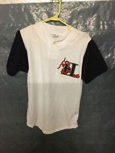 Hickory Crawdads Baseball Minor League Jersey Youth Large