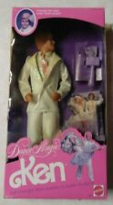 NRFB BARBIE 1989 MATTEL DANCE MAGIC KEN DOLL #7081 HAIR COLOR DISCO BALLET