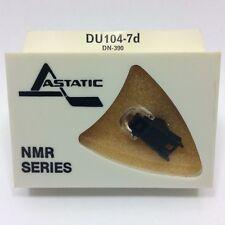 DUAL DN-390 PHONOGRAPH NEEDLE IN ASTATIC PKG  DU104-7D, NOS/NIB