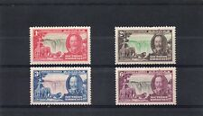 Southern Rhodesia GV 1935 Silver Jubilee set sg 31-34 HH.Mint
