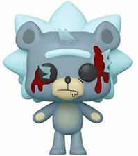 Funko 44250 POP. Animation Rick  Morty - Teddy Rick wCHASE Styles may vary