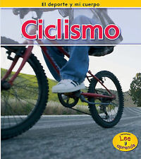 NEW Ciclismo (El deporte y mi cuerpo) (Spanish Edition) by Charlotte Guillain