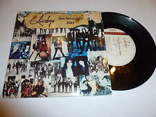 """THE QUIREBOYS - There She Goes Again - 1989 UK 2-track double A-side 7"""" Single"""