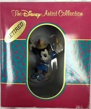 Disney Artist Collection Mickey The Brave Little Tailor By Theresa Miller