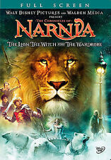 The Chronicles of Narnia: The Lion, The Witch, and the Wardrobe (Dvd, 2006 New