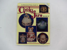 Cookie Jars Book II an Illustrated Value Guide by Ermagene Westfall One Owner!