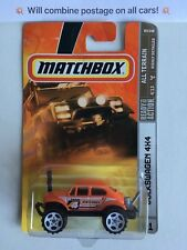 Matchbox VW Baja Bug Beetle