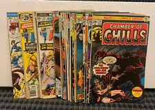 Marvel Comics Assorted Pack Lot of 20 Bronze Age Various Titles *See Photos C574