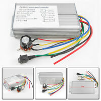 DC10-60V 70A 4000W DC Motor PWM Speed Control Brush Controller Part High Quality